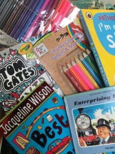 Read more about the article Literacy Packs In Lockdown
