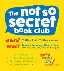 Read more about the article Not So Secret Book Club – Gloucester