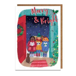 Christmas Cards: Kraft