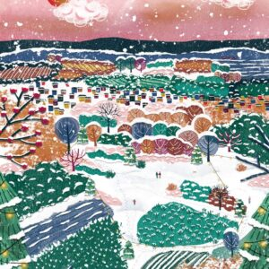 Christmas Cards: Robinswood Hill (10 pack)