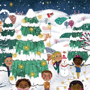 Christmas Cards: Season Greetings (10 pack)